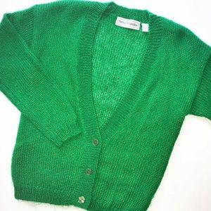 Vintage Norton McNaughton Mohair Sweater